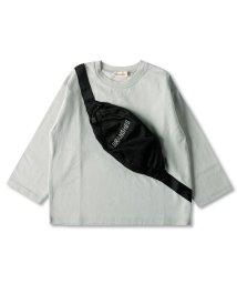 branshes/フェイクショルダー付き長袖Tシャツ(90~150cm)/502975921