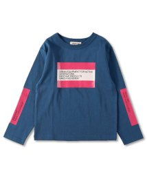 RADCHAP/ボックスロゴプリント長袖Tシャツ(90~150cm)/502975943
