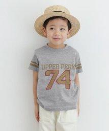 URBAN RESEARCH DOORS(Kids)/Champion×DOORS フットボールTシャツ(KIDS)/502977052