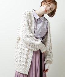 DOUBLE NAME/紐付き透かし編みニット/502977252