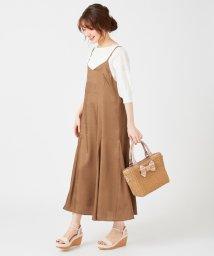 Feroux/【洗える】サテンキャミ ドレス/502977290