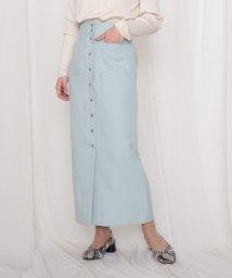 Cheek/ドット釦ポケット付きタイトスカート/502938136