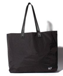 SLY(BAG)/RAMDAM LOGO TOTE S09-1-00045/502955761