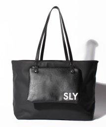 SLY(BAG)/LOGO TOTE TOTE S09-1-00043/502955764