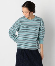 FREDY REPIT/【sportswear/スポーツウェア】surf borderロングスリーブTシャツ/502966350