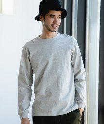 green label relaxing/別注 [ヘインズ] Hanes SC★BEEFY GLR LS Tシャツ / 長袖 カットソー/502966380