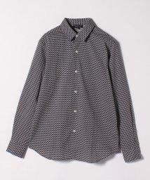 agnes b. HOMME/IBZ2 CHEMISE ジオメトリックプリントシャツ/502967898