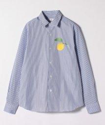 agnes b. HOMME/SCT1 CHEMISE ストライプシャツ/502967902