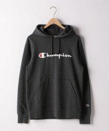 coen/【女性にもオススメ】【WEB限定】Champion(チャンピオン)ロゴプリントベーシッククルーネックスウェットパーカー(C3-Q102)/502969252