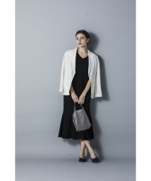 Emma Taylor/SHELL BUTTONSINGLE LINEN JACKET/502976157