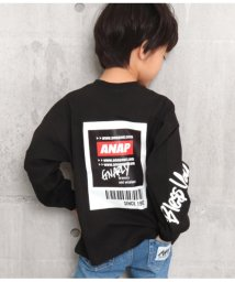 ANAP KIDS/BACKシートプリントロンT/502977392