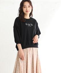 Honeys/女の子刺繍トレーナー/502977904