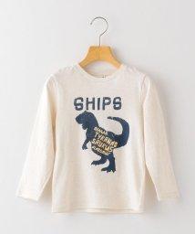 SHIPS KIDS/SHIPS KIDS:恐竜 スタンプ TEE(100~130cm)/502979216