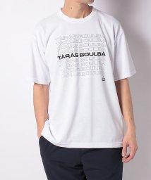 TARAS BOULBA/タラスブルバ/メンズ/ドライミックス ヘビーウェイトグラフィックTシャツ/502979284