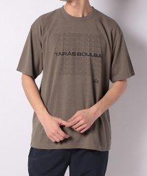 TARAS BOULBA/タラスブルバ/メンズ/ドライミックス ヘビーウェイトグラフィックTシャツ/502979285