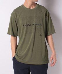 TARAS BOULBA/タラスブルバ/メンズ/ドライミックス ヘビーウェイトグラフィックTシャツ/502979286