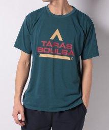 TARAS BOULBA/タラスブルバ/メンズ/ドライミックス レトロロゴTシャツ/502979289