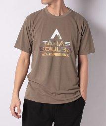 TARAS BOULBA/タラスブルバ/メンズ/ドライミックス ロゴTシャツ/502979293