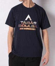 TARAS BOULBA/タラスブルバ/メンズ/ドライミックス ロゴTシャツ/502979295