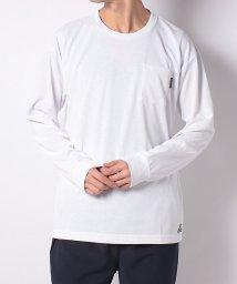 TARAS BOULBA/タラスブルバ/メンズ/ドライミックス ヘビーウェイトポケットロングTシャツ/502979297