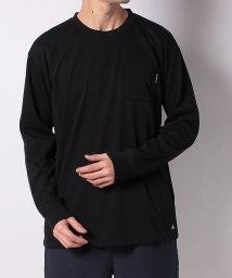 TARAS BOULBA/タラスブルバ/メンズ/ドライミックス ヘビーウェイトポケットロングTシャツ/502979299