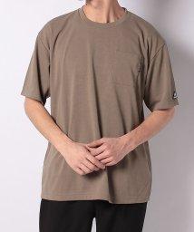 TARAS BOULBA/タラスブルバ/メンズ/ドライミックス ヘビーウェイトポケットTシャツ/502979303