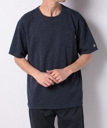 TARAS BOULBA/タラスブルバ/メンズ/ドライミックスデニム ポケットTシャツ/502979306