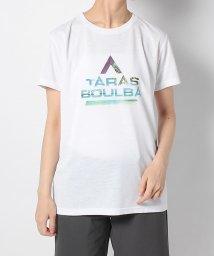 TARAS BOULBA/タラスブルバ/メンズ/レディースドライミックス ロゴTシャツ/502979318