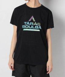 TARAS BOULBA/タラスブルバ/メンズ/レディースドライミックス ロゴTシャツ/502979320