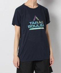 TARAS BOULBA/タラスブルバ/メンズ/レディースドライミックス ロゴTシャツ/502979321