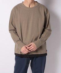Alpine DESIGN/アルパインデザイン/メンズ/ヘビーコットン ロングスリーブTシャツ/502979332