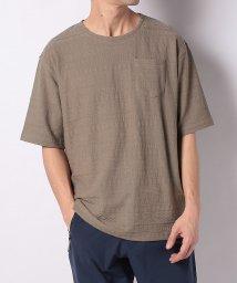 Alpine DESIGN/アルパインデザイン/メンズ/ジャガードTシャツ/502979337