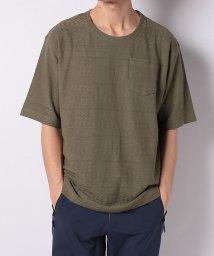 Alpine DESIGN/アルパインデザイン/メンズ/ジャガードTシャツ/502979338