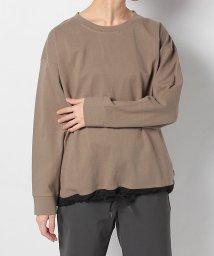 Alpine DESIGN/アルパインデザイン/レディス/レディース ヘビーコットン ロングスリーブTシャツ/502979350