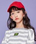 SISTER JENNI/バックリボンロゴ刺繍キャップ/502979439