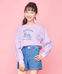 JENNI love/ミニ裏毛スケータートレーナー/502979447