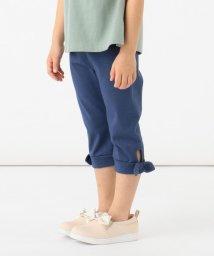 anyFAM(KIDS)/【80-130cm】裾結びリボン クロップド丈パンツ/502979848