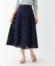 AG by aquagirl/【洗える】クラフトカットレーススカート/502980045