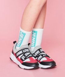 JENNI love/タテロゴクルーソックス/502980070