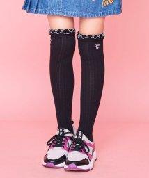 JENNI love/ワンポイントニーハイソックス/502980075