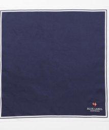 BLUE LABEL CRESTBRIDGE/ハートモチーフハンカチ/502980118