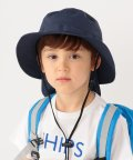 SHIPS KIDS/SHIPS KIDS:<UVカット・撥水>サファリ ハット/502980279