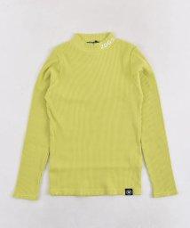ZIDDY/刺繍 ロゴ ネオンカラー ハイネック Tシャツ(130cm~160cm)/502886472