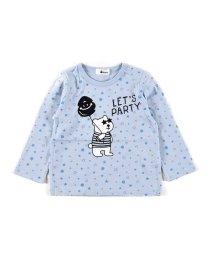 e-baby/天竺eくん風船プリントTシャツ/502902503