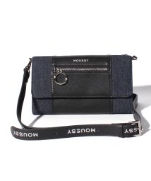 MOUSSY(BAG)/【MOUSSY】DENIM FLAP SHOUDER M01-2-00079/502955750