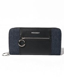 MOUSSY(BAG)/【MOUSSY】DENIM ROUND WALLET M01-2-00080/502955751