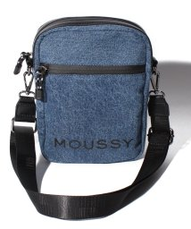 MOUSSY(BAG)/【MOUSSY】LOGO BASIC POUCH SHOULDER M01-1-00069/502955759