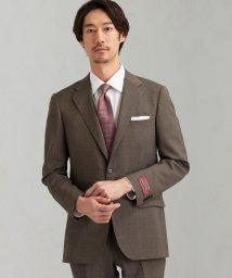 green label relaxing/[ 御幸毛織 ] 撚杢 無地 2B SG NT HP- スーツ ジャケット/502960817