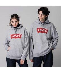 Levi's/グラフィックフーディー HM PO CO MIDTONE HEATHER GREY/502888664