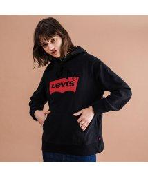 Levi's/グラフィックスポーツフーディー  MINERAL BLACK/502888686